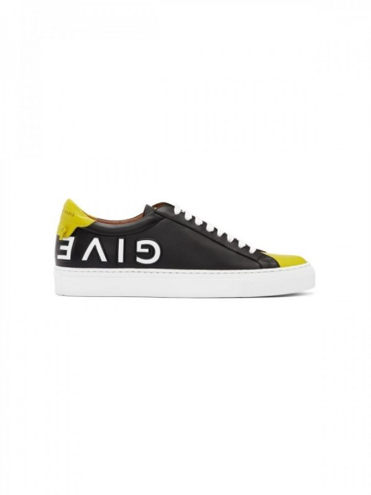SNEAKERS GIVENCHY BH0027H0J3 - BLACK/YELLOW