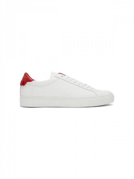 SNEAKERS GIVENCHY BH0002H0FS - WHITE/RED
