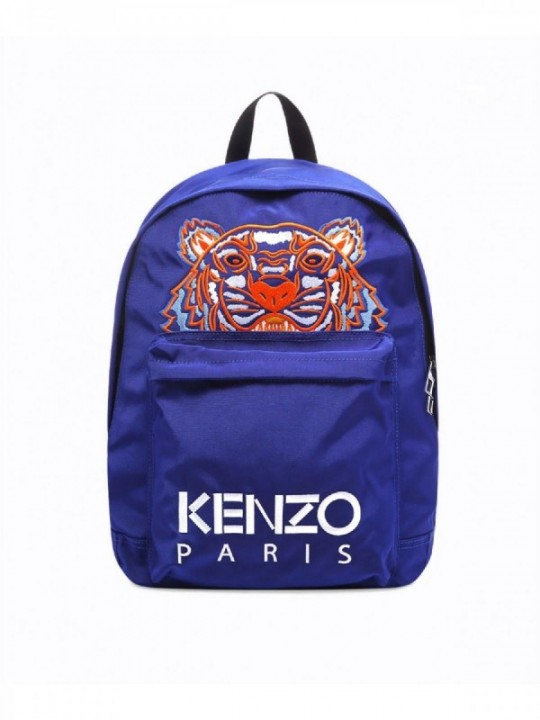 KENZO BACKPACK F855SF300F20 - BLEU FRANCE