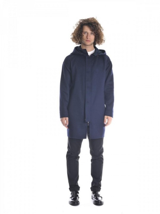 CAPPOTTO KIRED NAOS - BLU/VERDE