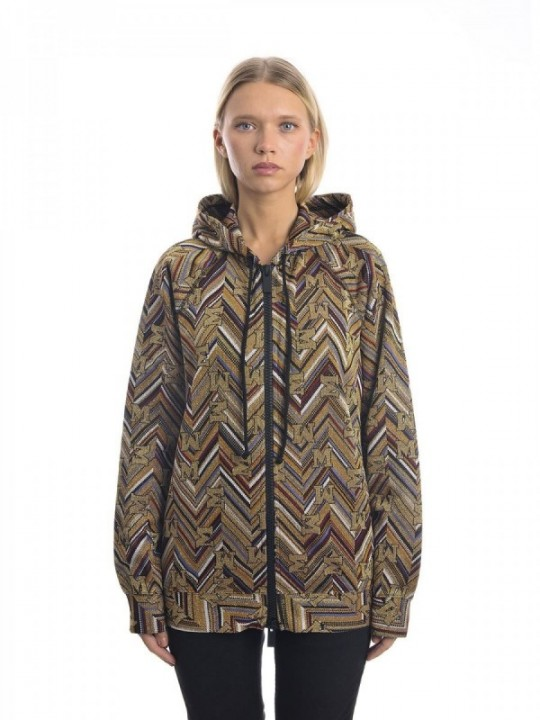 M MISSONI SWEATSHIRT 2DM00046-2J001G - HARVEST GOLD