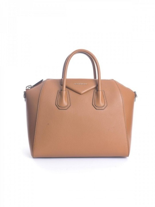 BORSA GIVENCHY ANTIGONA BAG - PONY BROWN