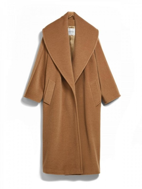 CAPPOTTO MAX MARA FRETTY - CAMMELLO
